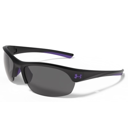 Picture of Under Armour Women's Marbella Sunglasses - Black & Violet/Gray