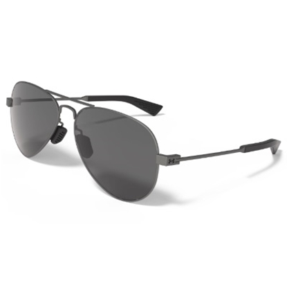Picture of Under Armour Sport Getaway Sunglasses - Gunmetal/Gray