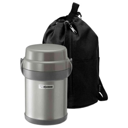 Picture of Zojirushi Mr. Bento Stainless Lunch Jar