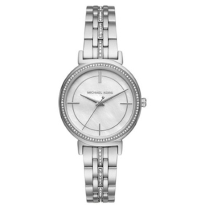 Picture of Michael Kors Cinthia Stainless Steel Three-Hand Watch