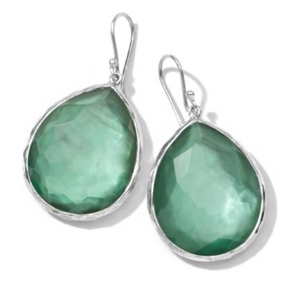 Picture of Ippolita 925 Wonderland Teardrop Earrings - Mint