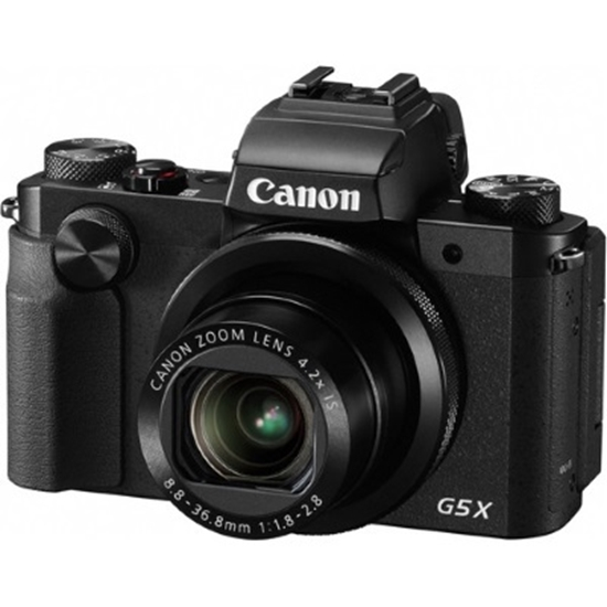 Picture of Canon 20.2MP PowerShot Digital Camera with 8GB SD Card