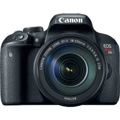 Picture of Canon 24.2MP DSLR Camera with EF-S 18-135mm Lens & SD Card