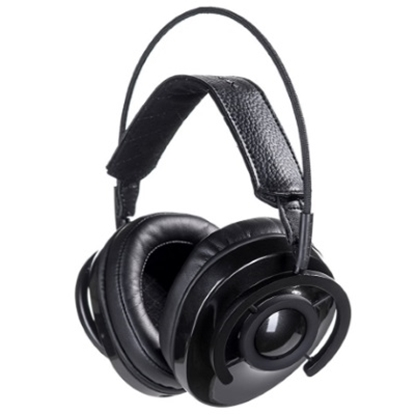 Picture of AudioQuest NightOwl Carbon Around-Ear Closed Back Headphones