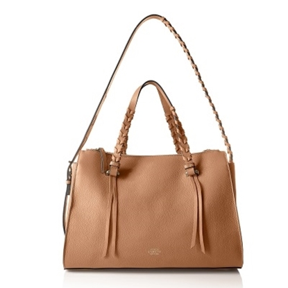 Picture of Vince Camuto Esta Satchel - Mocha