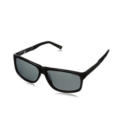 Picture of Polaroid X Polarized Sunglasses - Black Gunmetal/Gray