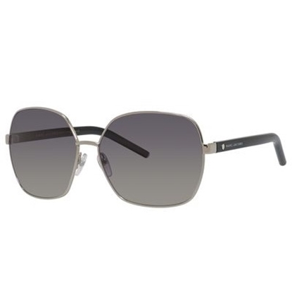 Picture of Marc Jacobs Oversized Sunglasses - Palladium/Black
