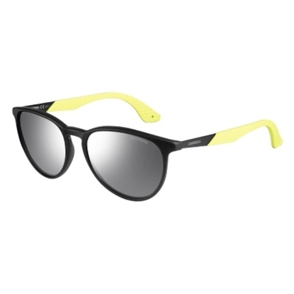 Picture of Carerra 5019/S Sunglasses - Black Lime/Silver Mirror