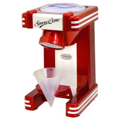 Picture of Nostalgia Electrics Retro-Style Single Cup Snow Cone Maker
