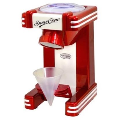 Picture of Nostalgia Electrics Retro-Style Single Cup Snow Cone Maker