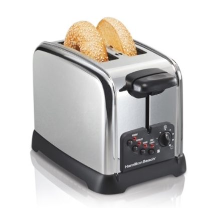 Picture of Hamilton Beach® Classic Chrome Two-Slice Toaster