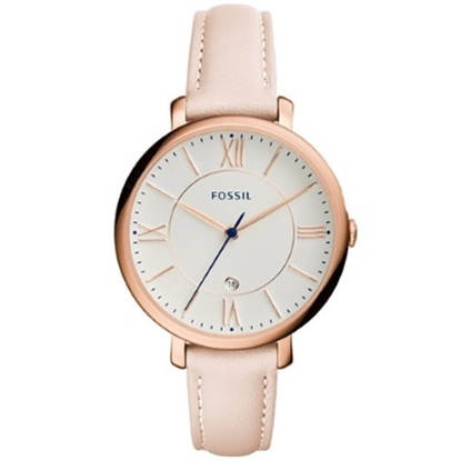 Picture of Fossil Jacqueline Casual Watch with White Dial
