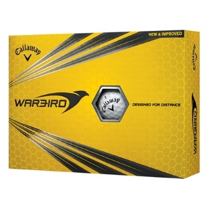 Picture of Callaway Warbird Golf Balls - 2 Dozen