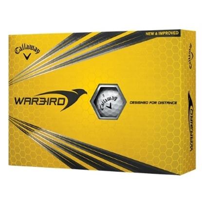 Picture of Callaway Warbird Golf Balls - 2 Dozen
