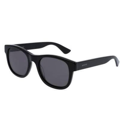 Picture of Gucci Urban Pop Nylon Wayfarer - Shiny Black