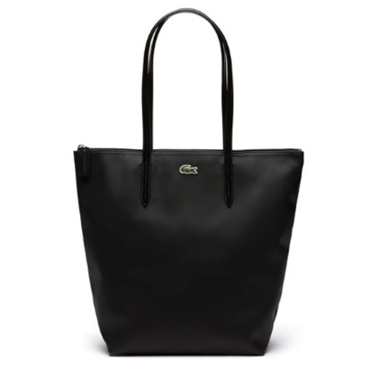 Picture of Lacoste Concept Vertical Tote Bag - Black