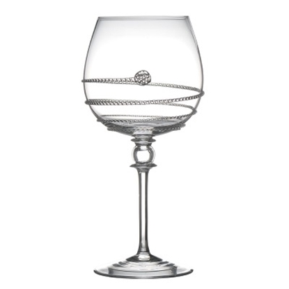 Picture of Juliska Amalia Light Body Red Wine Glasses - Set of 4