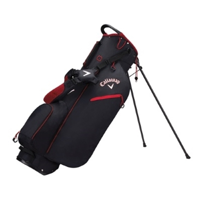 Picture of Callaway Hyper-Lite Zero Stand Bag - Black/Red/White