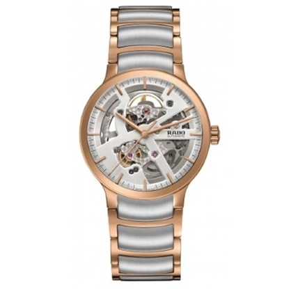 Picture of Rado Centrix Auto Open Heart Two-Tone Watch