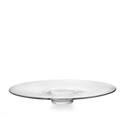Picture of Nambe Moderne Round Platter - 15""