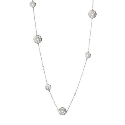 Picture of Links of London Timeless Long Station Necklace