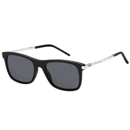 Picture of Marc Jacobs Men's Black/Grey Blue Sunglasses