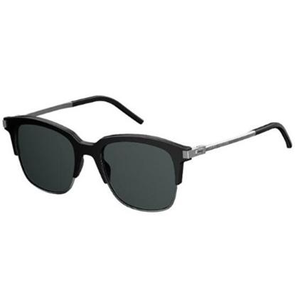 Picture of Marc Jacobs Men's Wayfarer Sunglasses - Black/Grey Blue