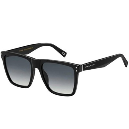 Picture of Marc Jacobs Black/Dark Grey Gradient Sunglasses