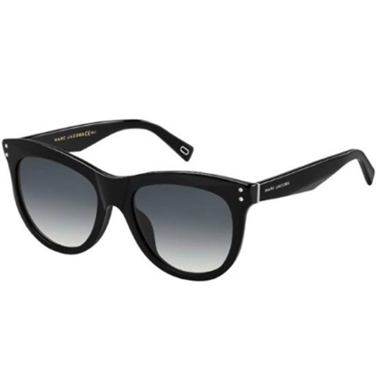 Picture of Marc Jacobs Cat-Eye Sunglasses - Black/Dark Grey Gradient