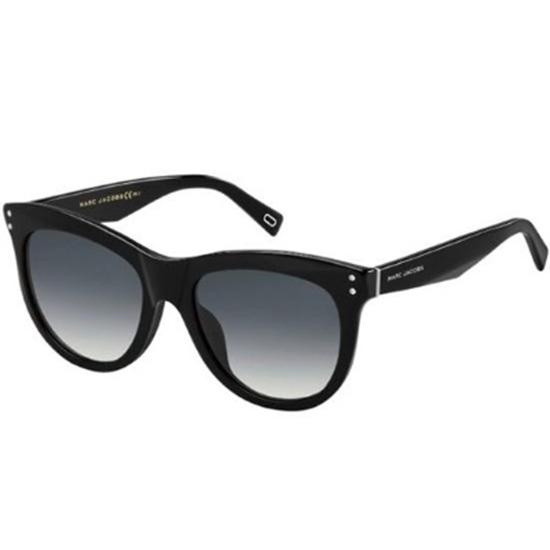 1ef6850b535c Picture of Marc Jacobs Cat-Eye Sunglasses - Black/Dark Grey Gradient