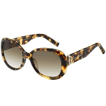 Picture of Marc Jacobs Glitter Havana/Brown Gradient Sunglasses