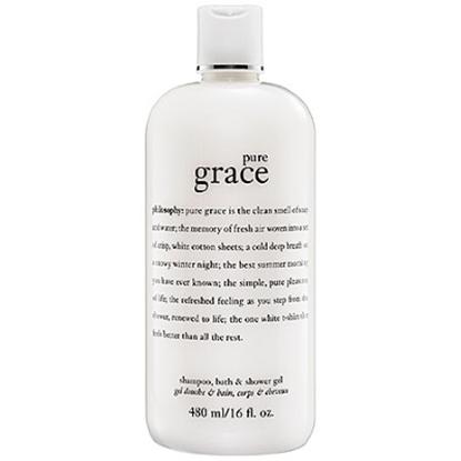 Picture of Philosophy Pure Grace Foaming Shower Gel - 16oz.