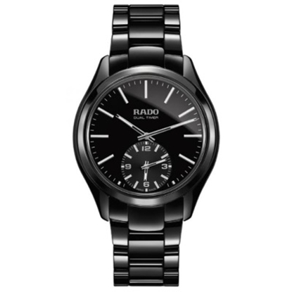 Picture of Rado Hyperchrome Dual Timer XL Touch Watch - Black