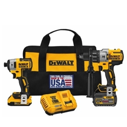 Picture of Dewalt FLEXVOLT™ Hammerdrill & Impact Kit