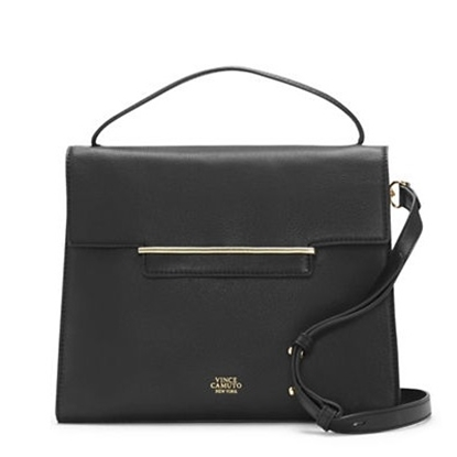 Picture of Vince Camuto Aster Satchel - Black