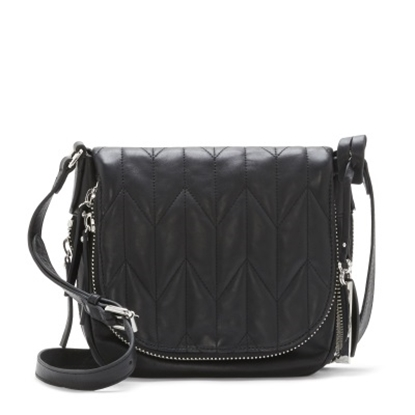Picture of Vince Camuto Baily Crossbody - Nero Chevron