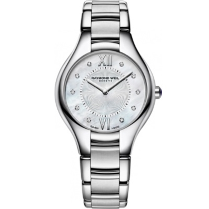 Picture of Raymond Weil Ladies' Noemia Silver-Tone Watch
