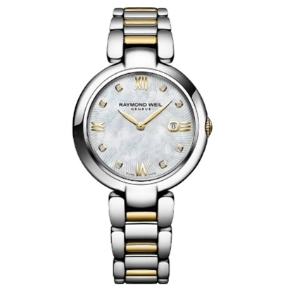 Picture of Raymond Weil Ladies' Shine Two-Tone Stainless Steel Watch