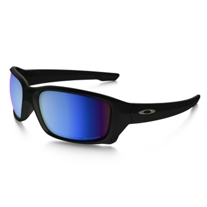 Picture of Oakley Straightlink Polarized - Black/Prizm Deep Water