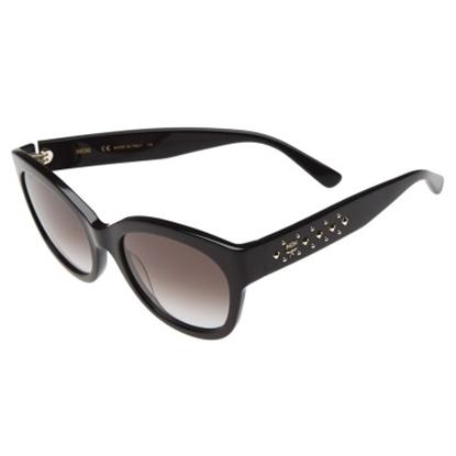 Picture of MCM Ladies' Circle Sunglasses - Black