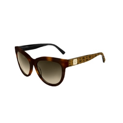 Picture of MCM Cat Eye Sunglasses - Tortoise/Cognac Viseto