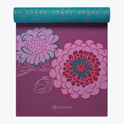Picture of Gaiam® Kiku Reversible Yoga Mat
