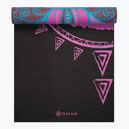 Picture of Gaiam® Be Free Reversible Yoga Mat