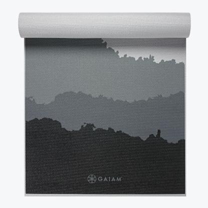 Picture of Gaiam® Granite Mountains Premium Yoga Mat