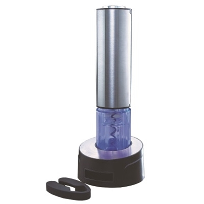 Picture of Wine Enthusiast Electric Blue Automatic Wine Opener