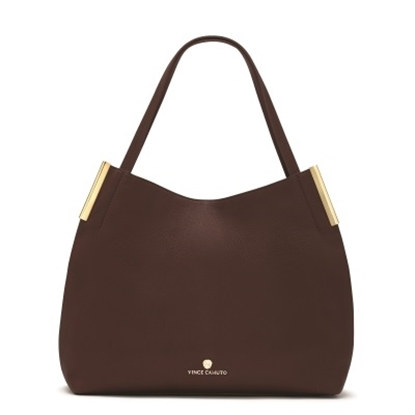 Picture of Vince Camuto Tina Tote - Black Cherry