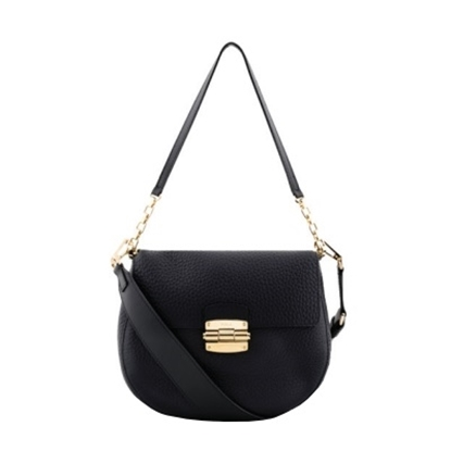 Picture of Furla Club Small Crossbody - Onyx