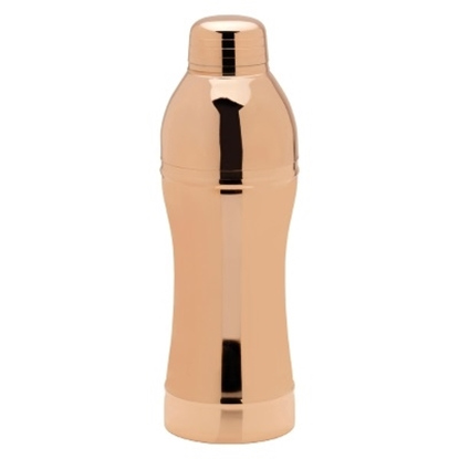 Picture of Towle Living Modernist Copper Cocktail Shaker