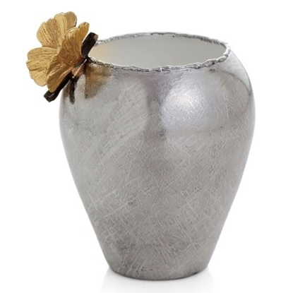 Picture of Michael Aram Butterfly Ginkgo Bud Vase