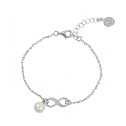 Picture of Majorica 8mm Infinity Link Bracelet